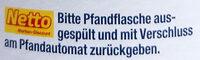 Frische Landmilch - Istruzioni per il riciclaggio e/o informazioni sull'imballaggio - de