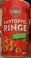 Kartoffelringe - Produkt - en