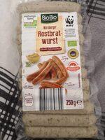 Rostbratwurst - Produit - de