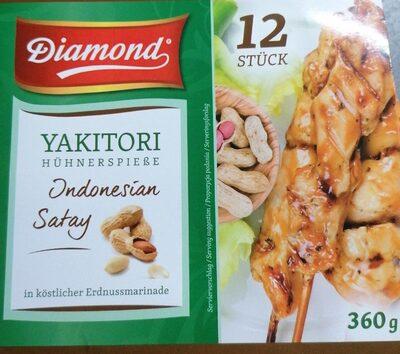 Yakitori Chicken - Produkt - de