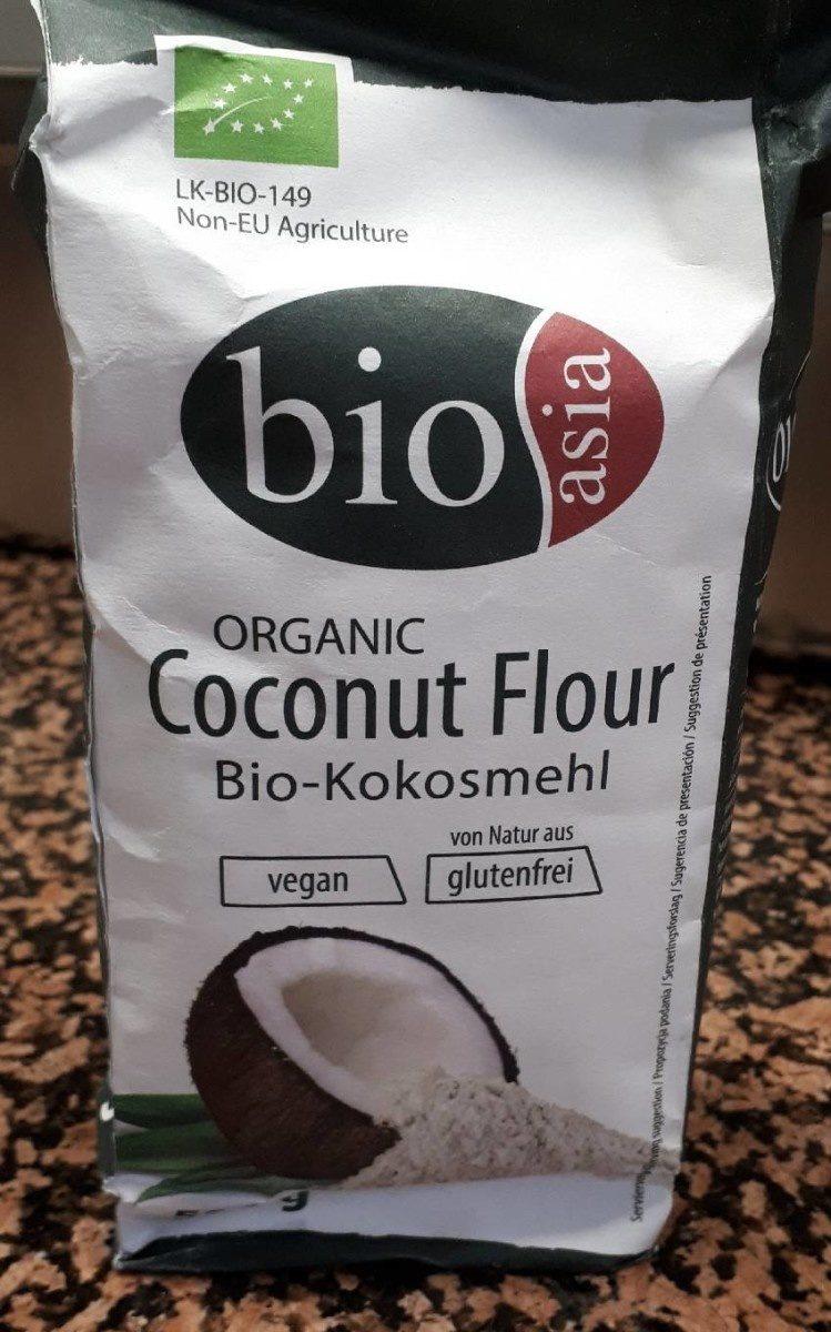Bio-kokosmehl - Produit - fr