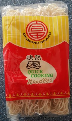 Quick cooking noodles - Produkt