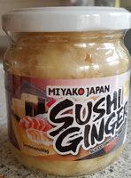 Miyako Japan Sushi Ingwer - Product
