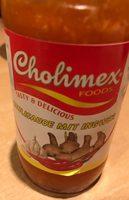 Chilisauce mit Ingwer - Produit - de