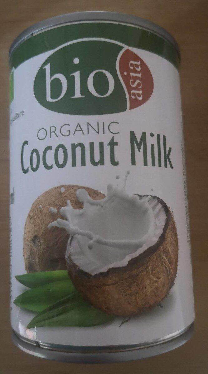Organic coconut Milk - Produkt - de