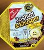 Joghurt & Knusper mit Bananenzubereitung & Schokoflakes - Produkt
