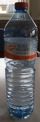 Quellwasser ohne Kohlensäure - Produkt