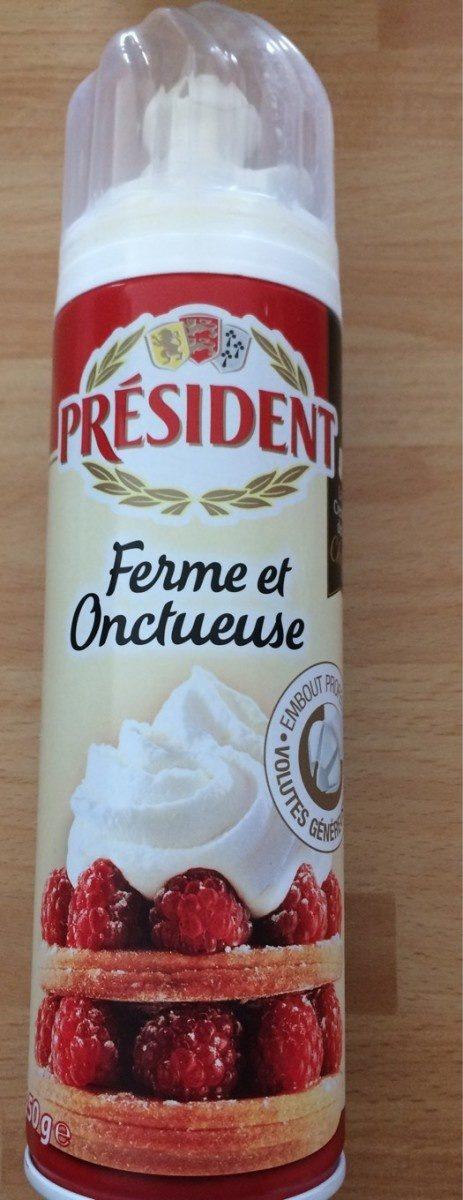 Crème chantilly - Product - fr