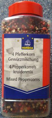 4 Pfefferkorn Gewürzmischung - Produit