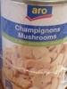 Champignons coupés - Product