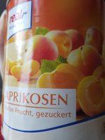 Aprikosen - Produit