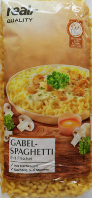 Gabel-Spagetti - Produkt