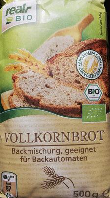 Vollkornbrot Backmischung, geeignet für Backautomaten - Produit - de