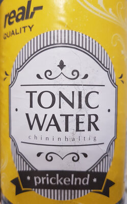 Tonic Water - Product