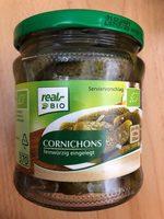 Cornichons real - Produit