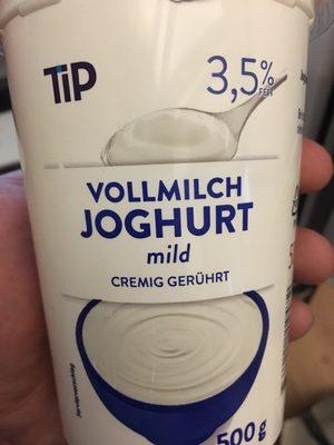 Yoghurt - Produkt