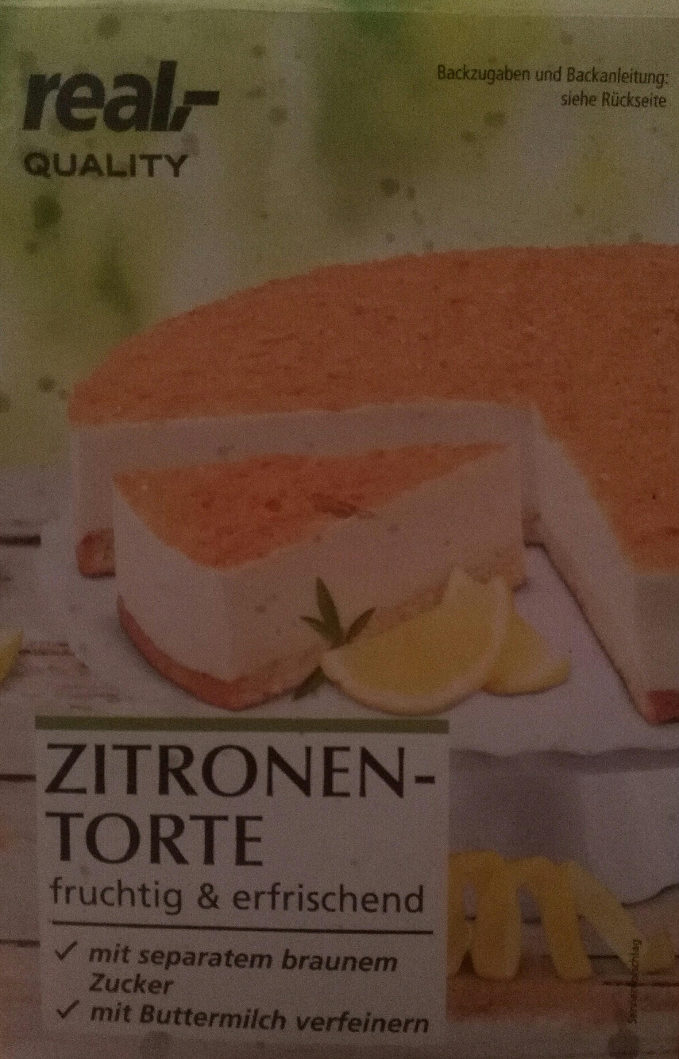 Zitronentorte - Product - de