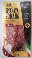 Ital. Salami spianata Romana - Prodotto - de