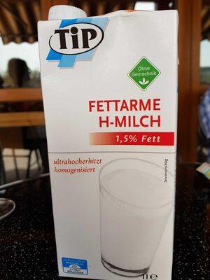 Fettarme H-Milch - Product - de