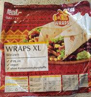 Wraps XXL - Product