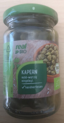 Kapern, mild würzig eingelegt - Produit - de