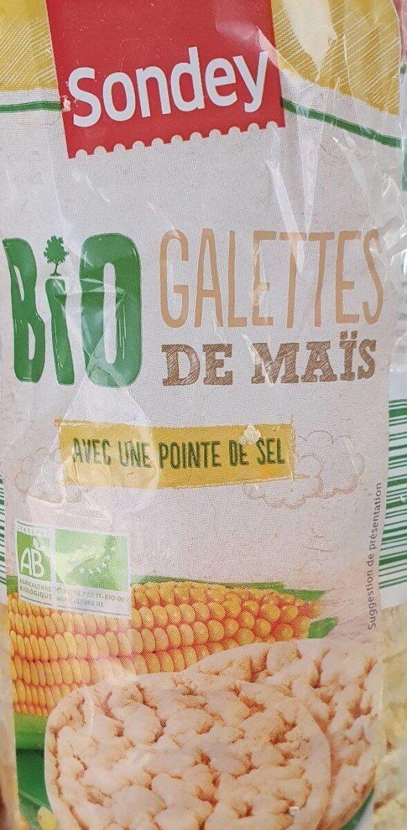 Galettes de maïs - Product - en