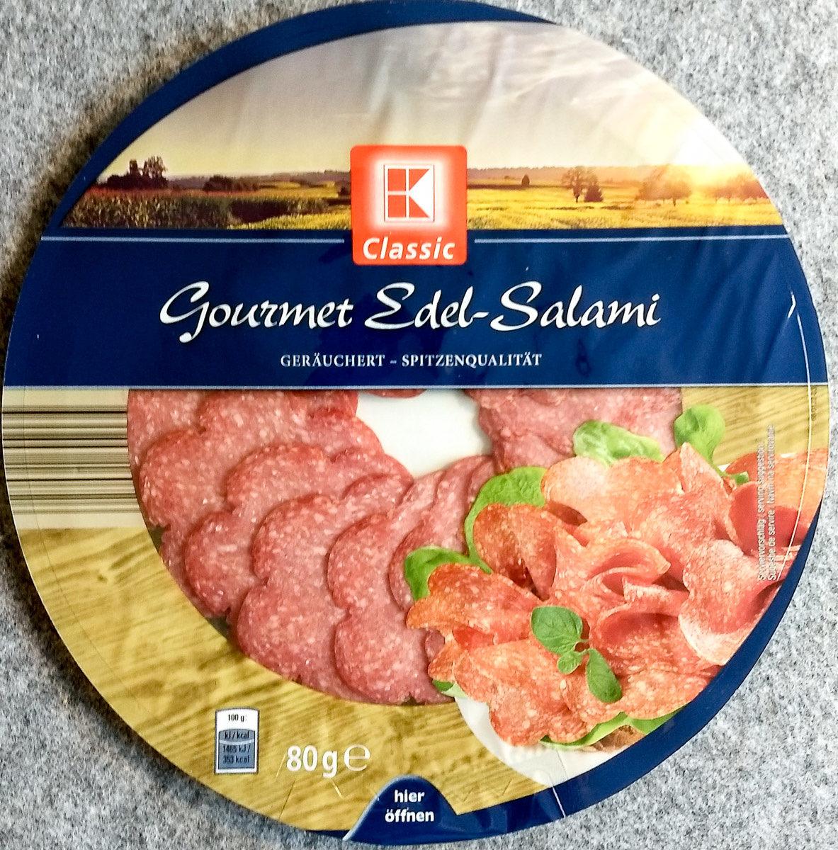 Gourmet Edel-Salami - Product - de