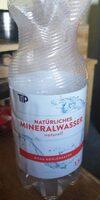 Tip Natürliches Mineralwasser naturell - Product - en