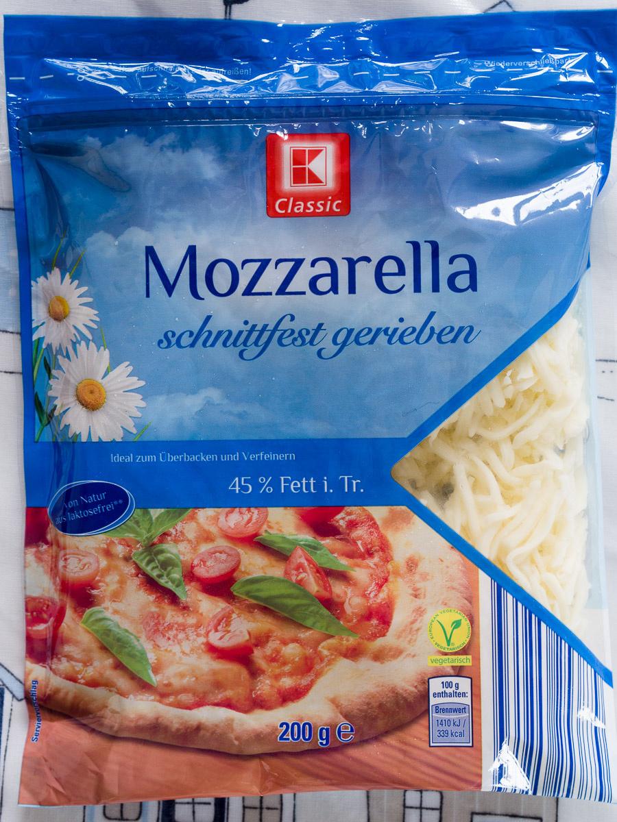 Mozzarella Schnittfest
