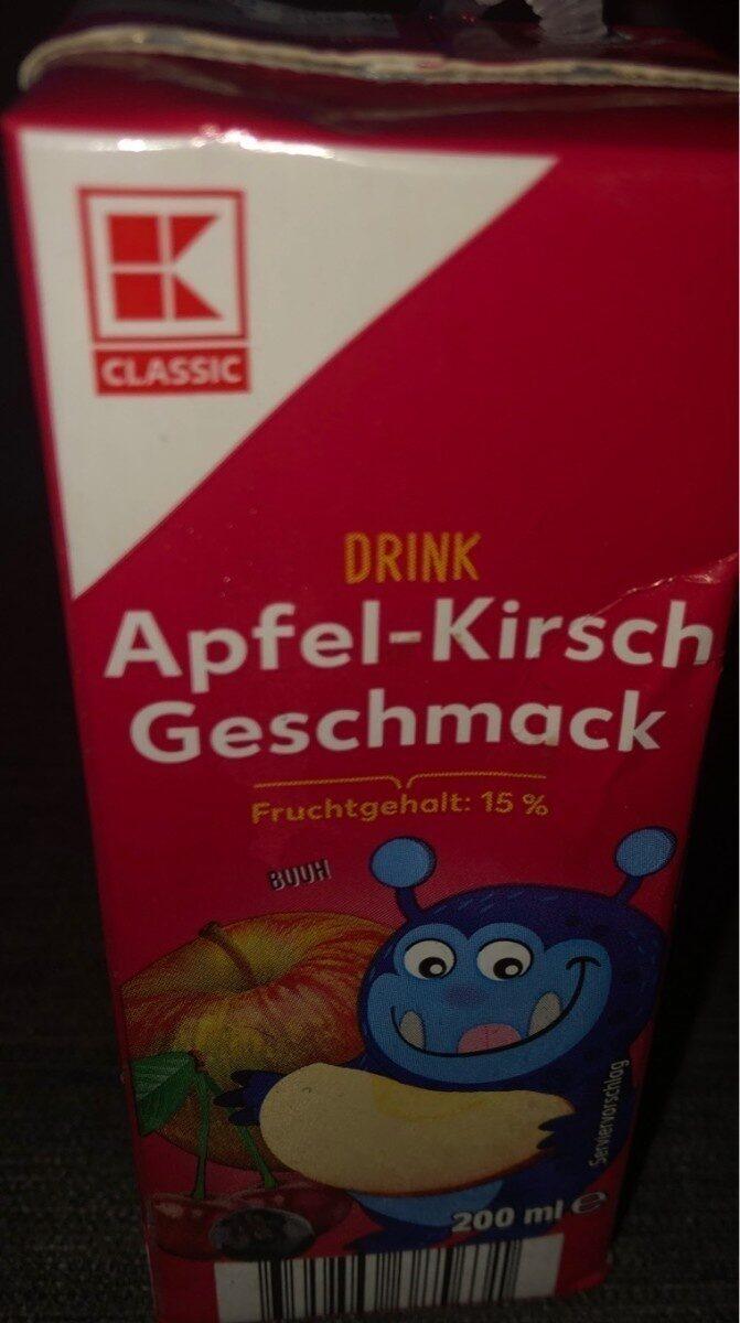 Apfel-kirsch Drink - Prodotto - de
