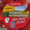 Solarinos Miniromatomaten - Product