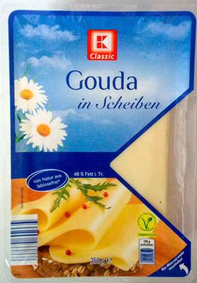 Gouda in Scheiben - Product - de
