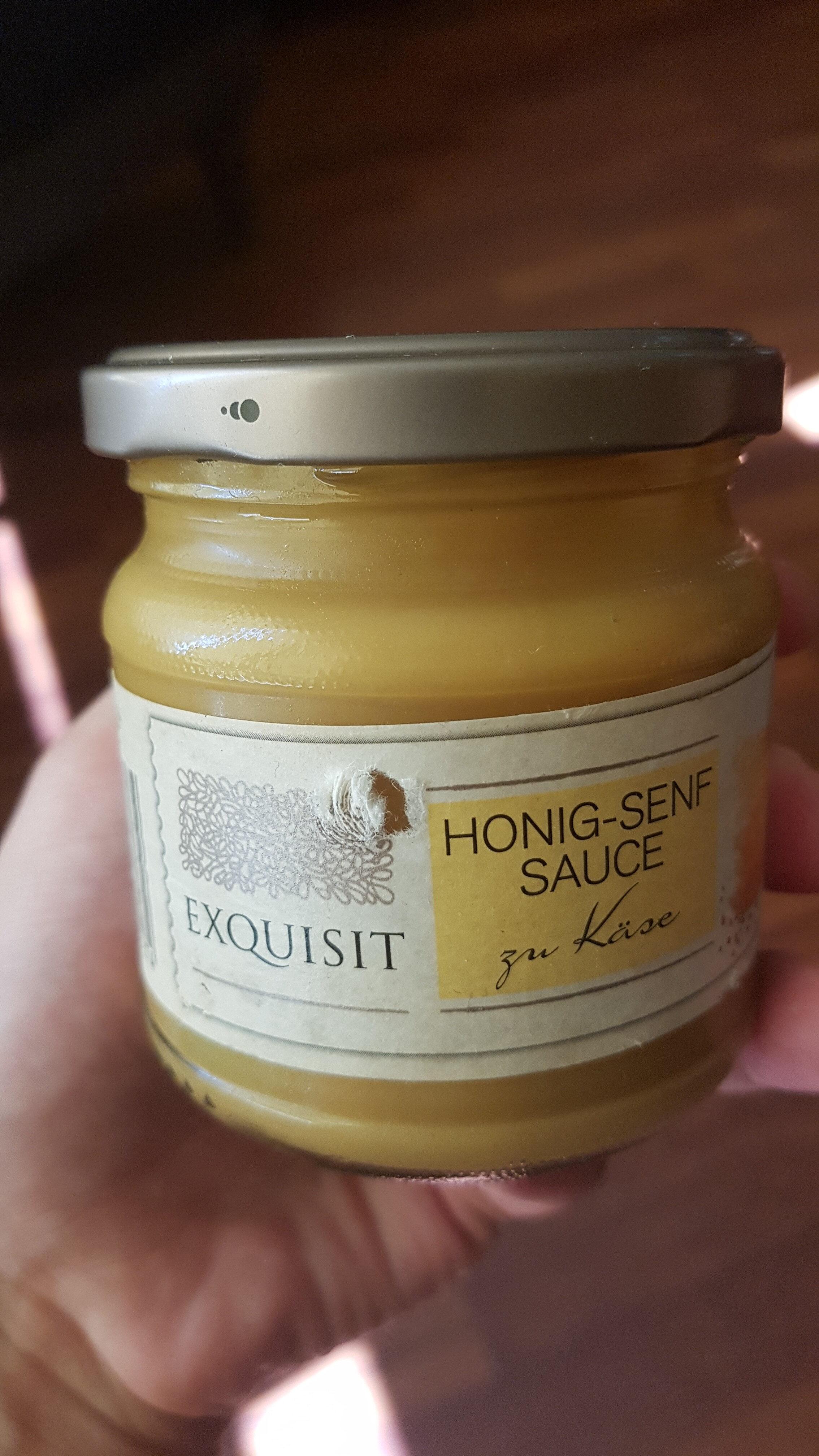 Honig-Senf Sauce - Ürün - tr