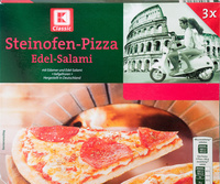 Steinofen-Pizza Edel-Salami - Product
