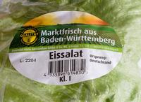 Eissalat Klasse I - Produkt