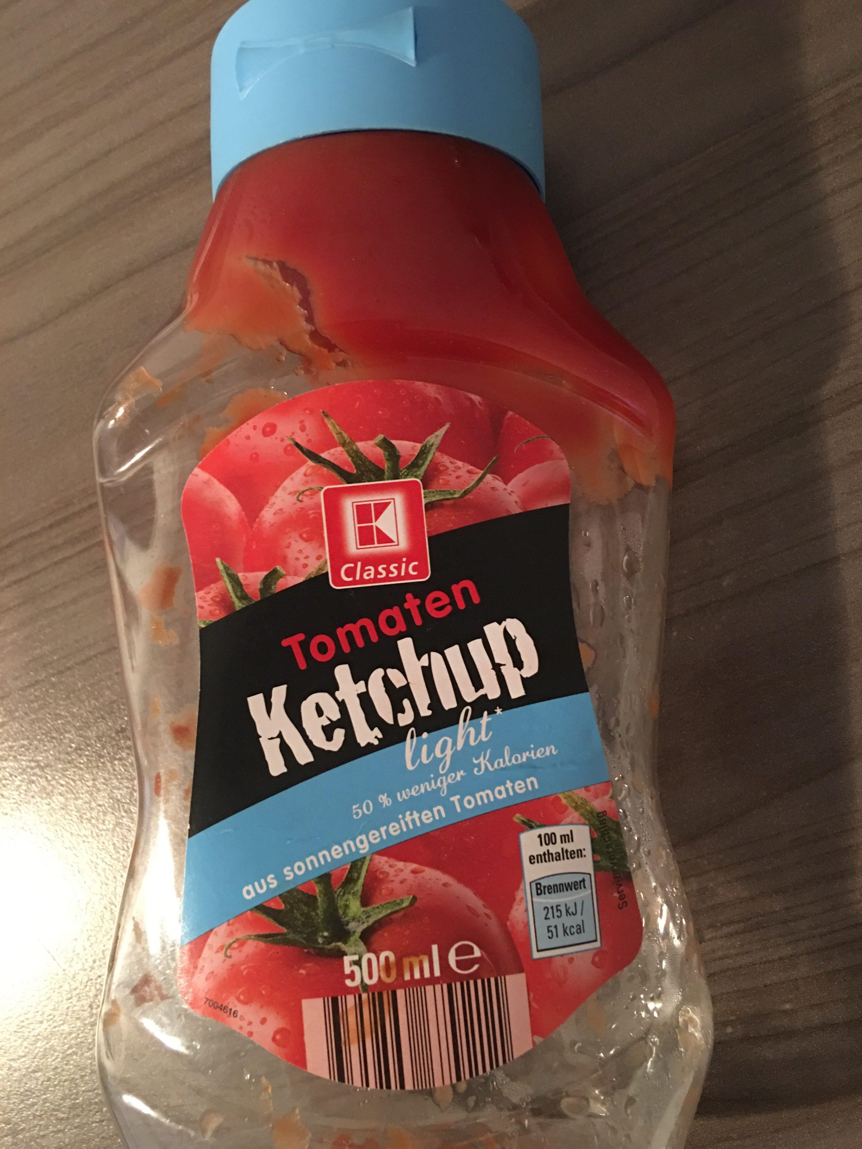 KClassic Tomatenketchup Light - Ingrediënten