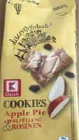 Cookies apple pie - Produit