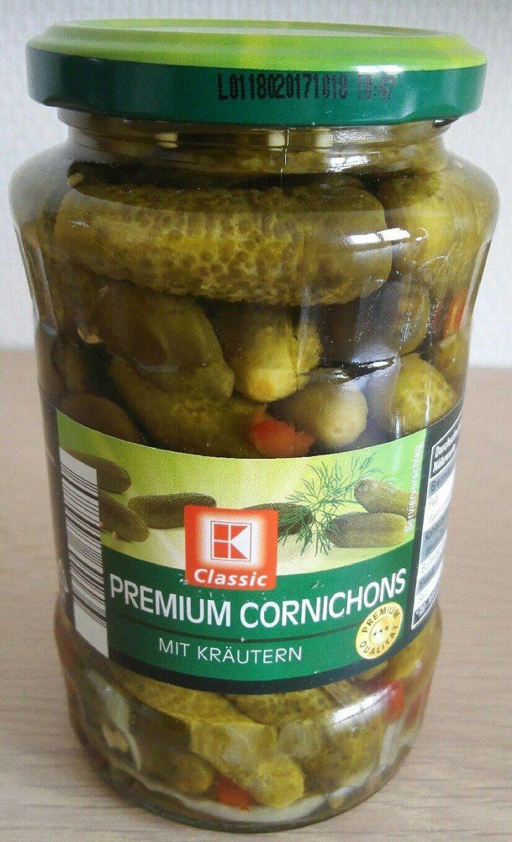 Premium cornichon - Product