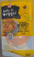 K-take It Veggie Vegetarischer Aufchnitt Fein - Product - de