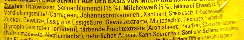 K-take It Veggie Vegetarischer Aufchnitt Fein - Ingredients - de