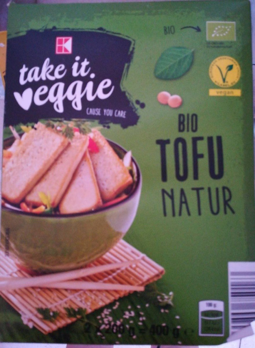 Bio Tofu Natur - Product - fr