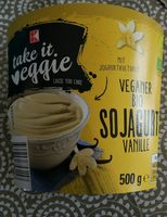 Veganer Bio Sojajoghurt Vanille - Produit - fr