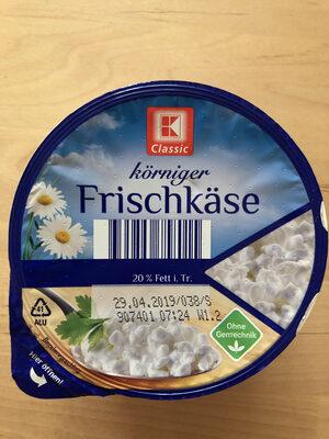 Körniger Frischkäse - Produit - de