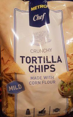Crunchy Tortilla Chips - Produit - fr