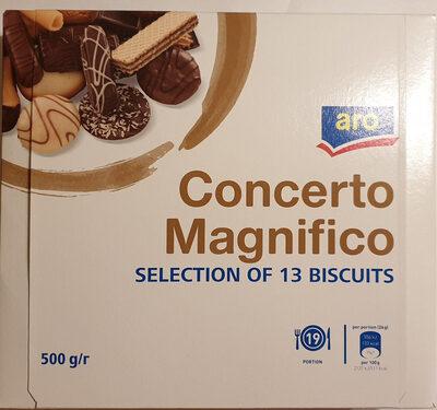Concerto Magnifico - Produit