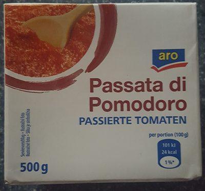 Passata di pomodoro - Produit - de