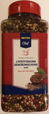 4 Pfefferkorn Gewürzmischung ganz - Prodotto - de