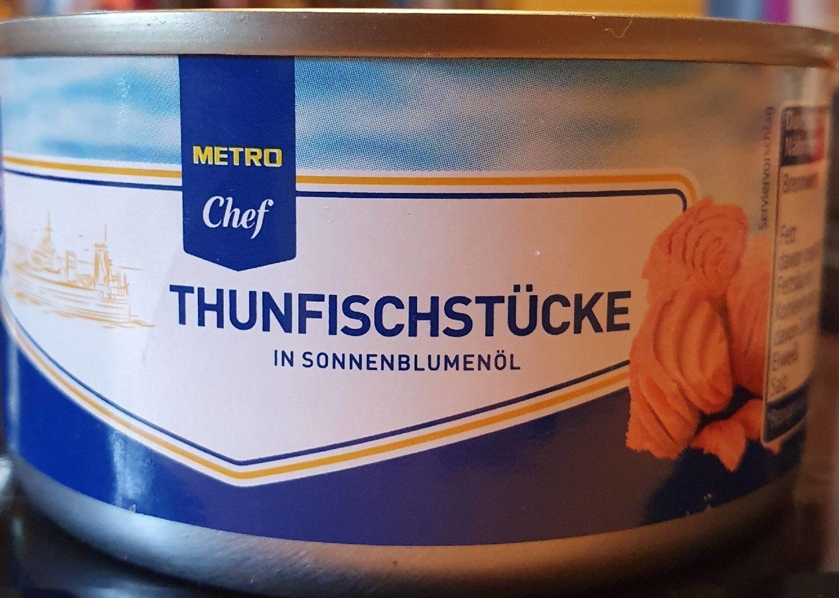 Thunfischstücke - Produkt - de