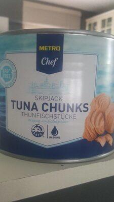Tuna chunks - Produit
