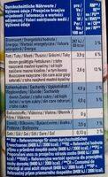 Bio H-Milch 3,8% Fett - Nährwertangaben - de